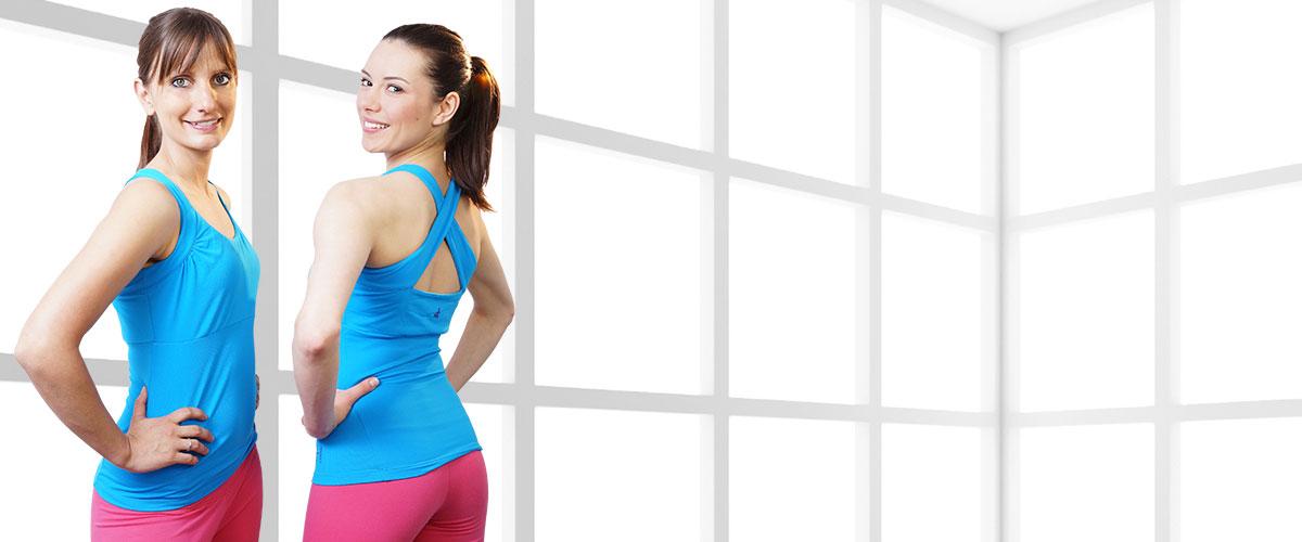 Pilates - für einen entspannten Nacken, lockere Schultern & einen starken Rücken
